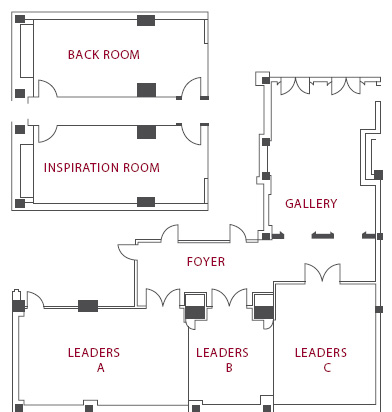 Washington Dc Event Space Floor Plans Kimpton George Hotel